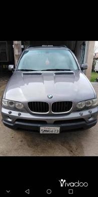 BMW in Beirut City - X5 2004 إنقاد ٦ سلندر تلفون ٧٠٧٢٧٩٠٧