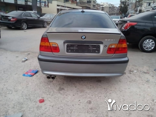 BMW in Kfar Yachit - 325 . 2004  for sale