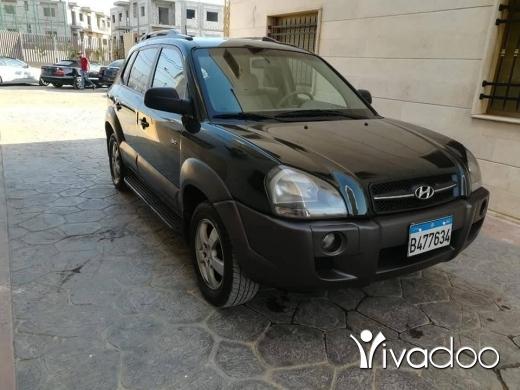 Hyundai in Beirut City - Hyundai Tucson 2005