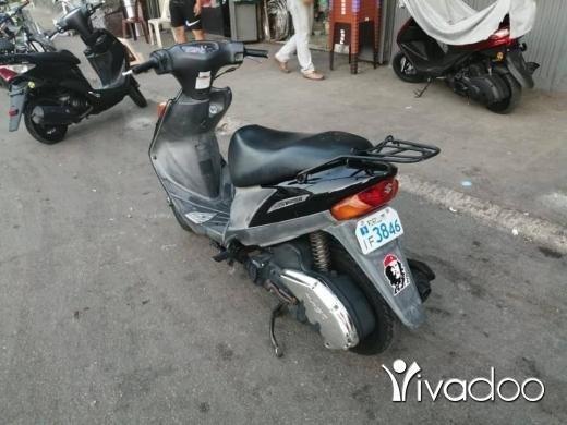 Baotian in Tripoli - moto