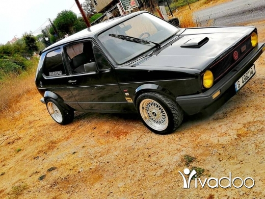 Volkswagen in Dahr el-Ain - GOLF MK1 GTI 1981