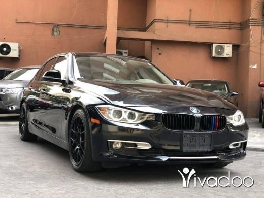 BMW in Beirut City - BMW BLACK 328I 2012 CLASSY