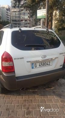 Hyundai in Beirut City - Hyndai tucsson 2009