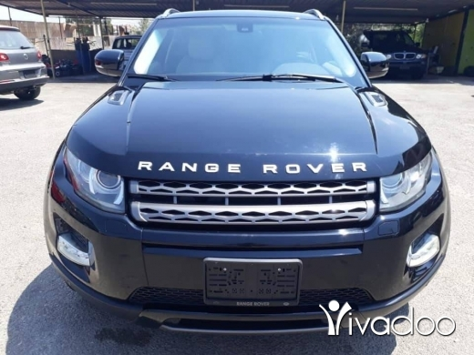 Land Rover in Beirut City - Range rover evoque like new for sale