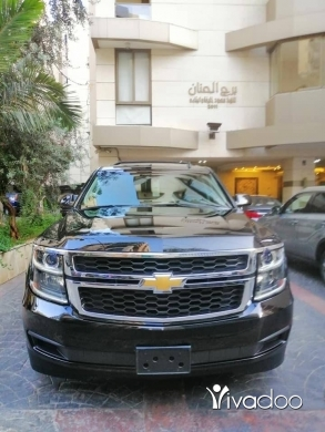 Chevrolet in Beirut City - TAHOE 2015 BREND NEW BLACK BLACK CLEAN CAR FAX!!!