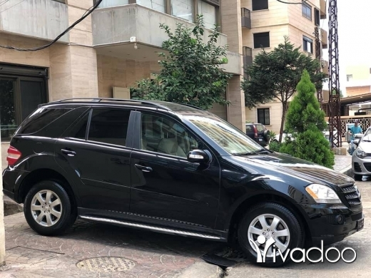 Mercedes-Benz in Tripoli - mersedes ML 350 Modell 2007