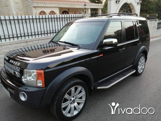 Land Rover in Beirut City - LR3 HSE V8 MOD 2007 PHONE 03191533
