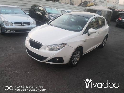 Seat in Beirut City - Seat Ibiza model: 2010 (one owner)