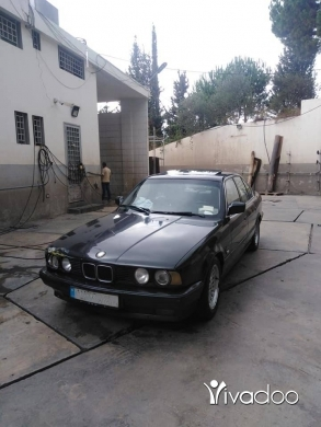 BMW in Akkar el-Atika - ٥٣٥ bmw