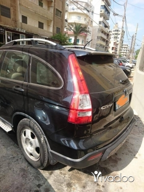 Honda in Tripoli - Honda crv model 2007