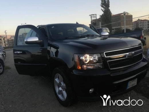 Chevrolet in Zahleh - تاهو 2007 ltz مفول
