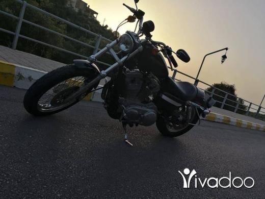 Baotian in Nakhleh - Harley davidson model 2005