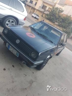 Volkswagen in Taalabaya - كولف تو
