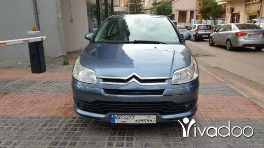 Citroen in Beirut City - C4 موديل  2009