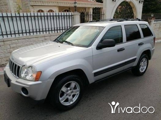 Jeep in Zgharta - Grand cherokee laredo 4 whells سلندر ماشي ٨٣.٠٠٠ الف فقط phone 03191533