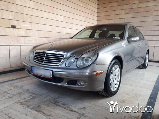 Mercedes-Benz in Beirut City - Mercedes E320very clean car fully Loaded in exellent conditions clean carfax need nothing 0 Accident