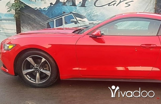 Ford in Beirut City - Mustang 2015