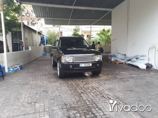 Land Rover in Beirut City - Range rover vogue