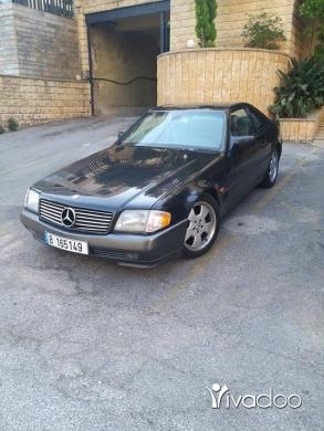 Mercedes-Benz in Beirut City - Car for sale Mercedes Benz sl 300 24v mod 91