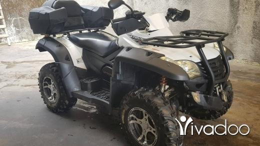 Other Motorbikes in Kfar Yachit - cf moto 625cc 2013