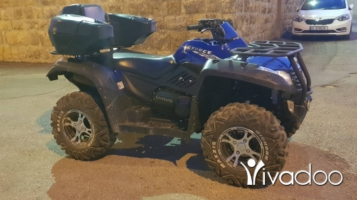 Other Motorbikes in Beirut City - cf moto 500cc