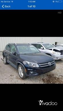 Volkswagen in Beirut City - جيب Tiguan for sale