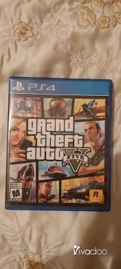 Other Video Game Accessories in Beirut City - Gta 5 ps4 for sale