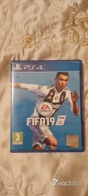 Other Video Game Accessories in Beirut City - Fifa 19 arabic ps4 for sale