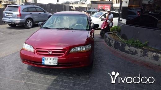 Honda in Beirut City - honda accord 2000