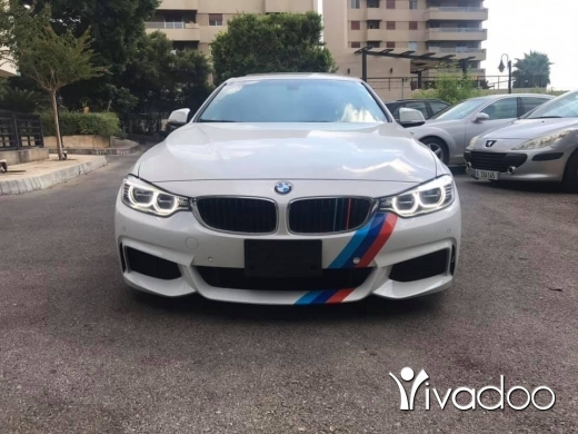 BMW in Beirut City -  BMW 428 Model 2014