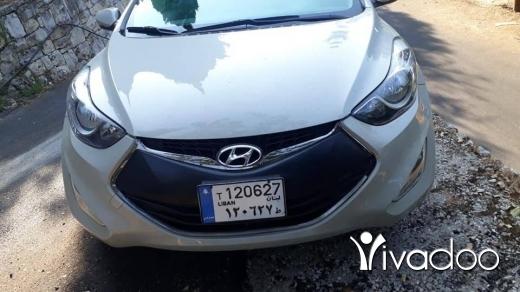 Hyundai in Kfar Yachit - hyundai elantra 2014 coupe