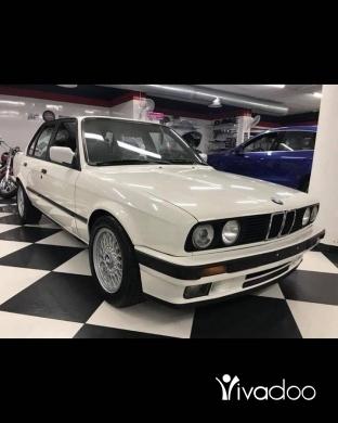 BMW in Beirut City - BMW 318i 1990