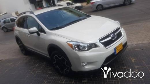 Subaru in Beirut City - I LOVE SUBARU XV 2015