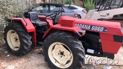 Plant & Tractors in Tabbaya - تركتور فالبادانا ايطالي ٦٠ حصان