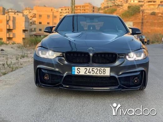 BMW in Beirut City - 328i model 2013 full zawayed