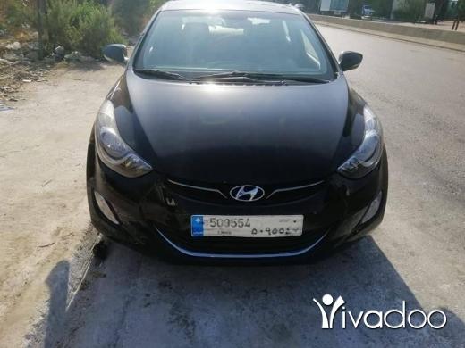 Hyundai in Kfar Yachit - Hyundai Elantra
