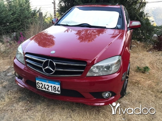 Mercedes-Benz in Kfar Yachit - c300 2008 look amg super momaizy