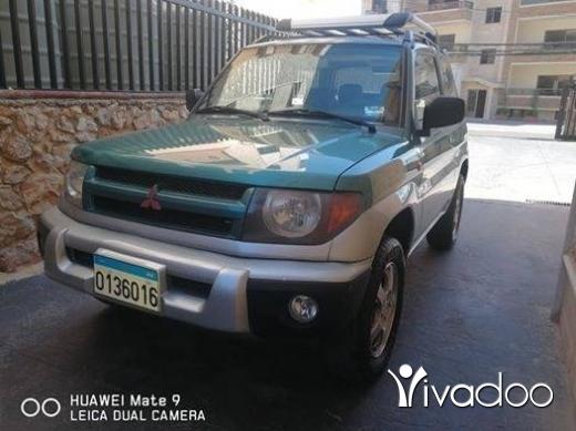 Mitsubishi in Dbayeh - Mitsubishi Pajero IO 1999 4x4 in excellent condition
