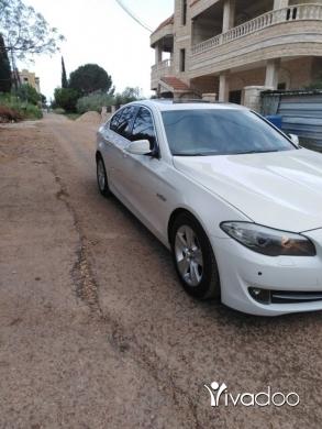 BMW in Bablieh - بأم 528 موديل 2011 أجنبية لون ابيض قلب باج ماشية 65000ميل للبيع أو البدل 70063035