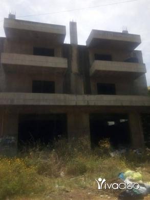 Apartments in Ras-Meska - عقارين للبيع بسعر مغري بالكوره فيلا قيد الانشاء ومبنى قيد الانشاء