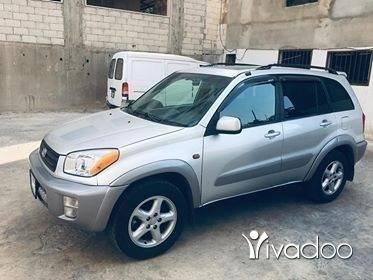 Toyota in Tripoli - جيب للبيع تويوتا رفور فوريل 2001