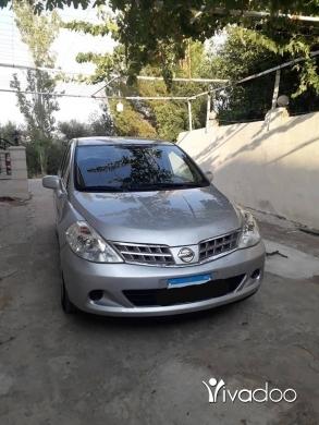 Nissan in Barsa - tiida