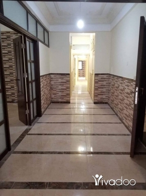 Apartments in Tripoli - شقة للبيع في ابي سمراء الشراع منفوضة بالكامل