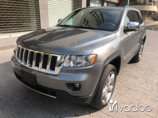 Jeep in Dbayeh - Grand cherokee2012