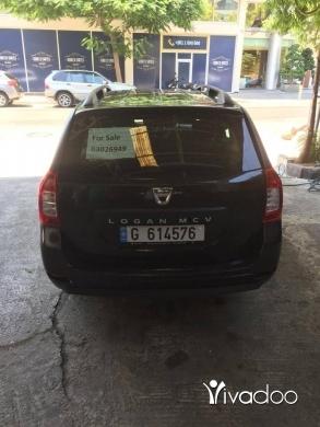 Dacia in Beirut City - Dacia Logan