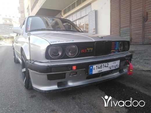 BMW in Tripoli - Bmw 318i model 88