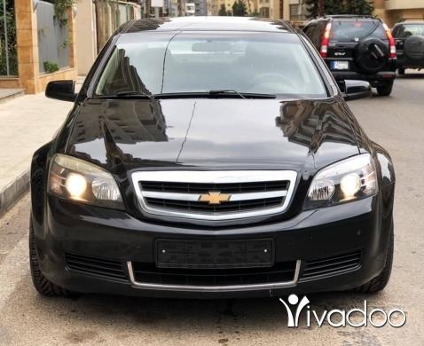 Chevrolet in Tripoli - شيفروليه كابرس موديل ٢٠١٠