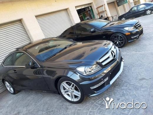 Mercedes-Benz in Bekka - C250 كوبيه