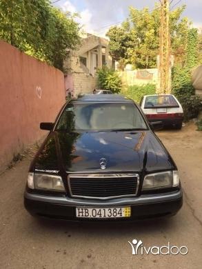 Mercedes-Benz in Damour - مرسيدس ٢٣٠