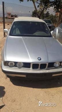 BMW in Baalback - Boume 525